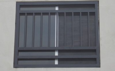 Rejas modernas para ventanas en Málaga