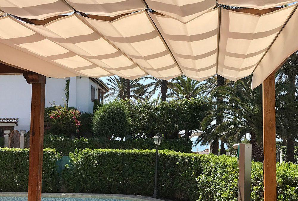 Toldo Jardín en Alicante